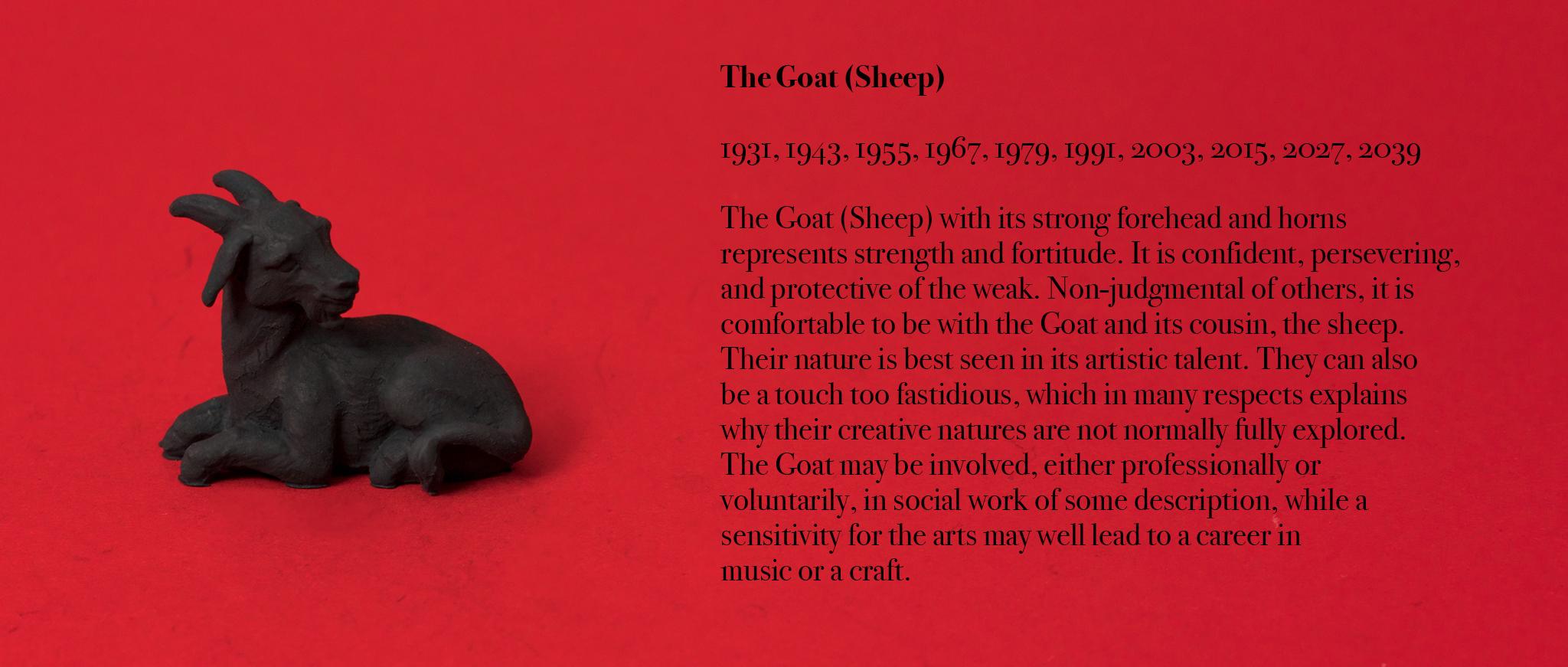 08. Goat/Sheep